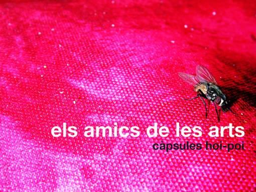 Una mosca volava per la llum (rosa)