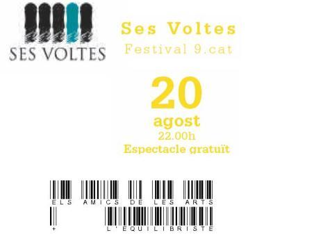 Els Amics + lEquilibriste aquest dijous en concert a Ses Voltes de Palma