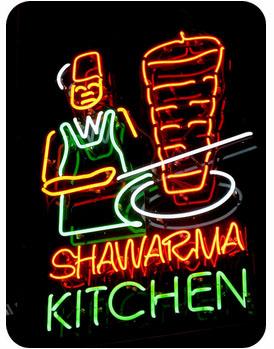 Un shawarma amb tú és el millor que hi ha!